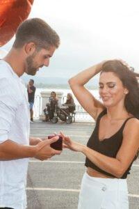 Come organnizare una proposta di matrimonio anello