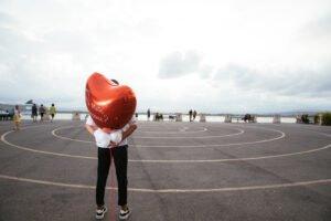 Come organnizare una proposta di matrimonio cuore