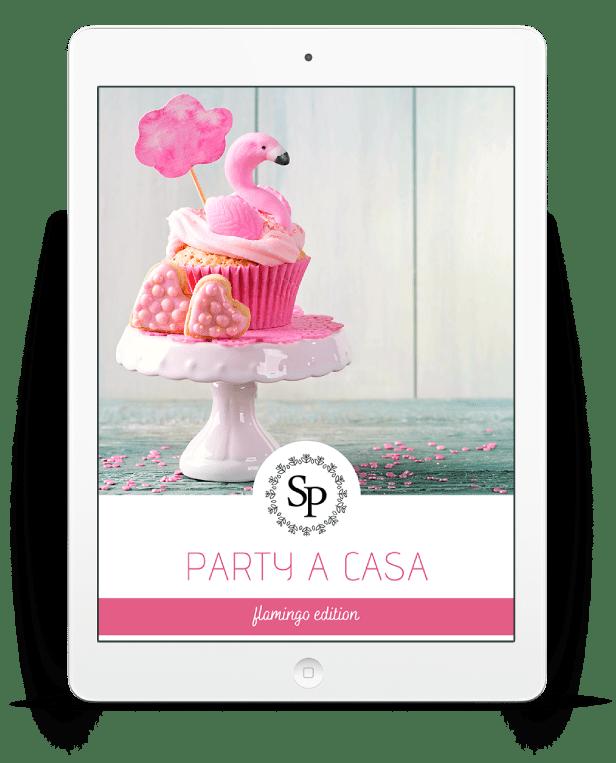Serena Puglisi party planner party a casa