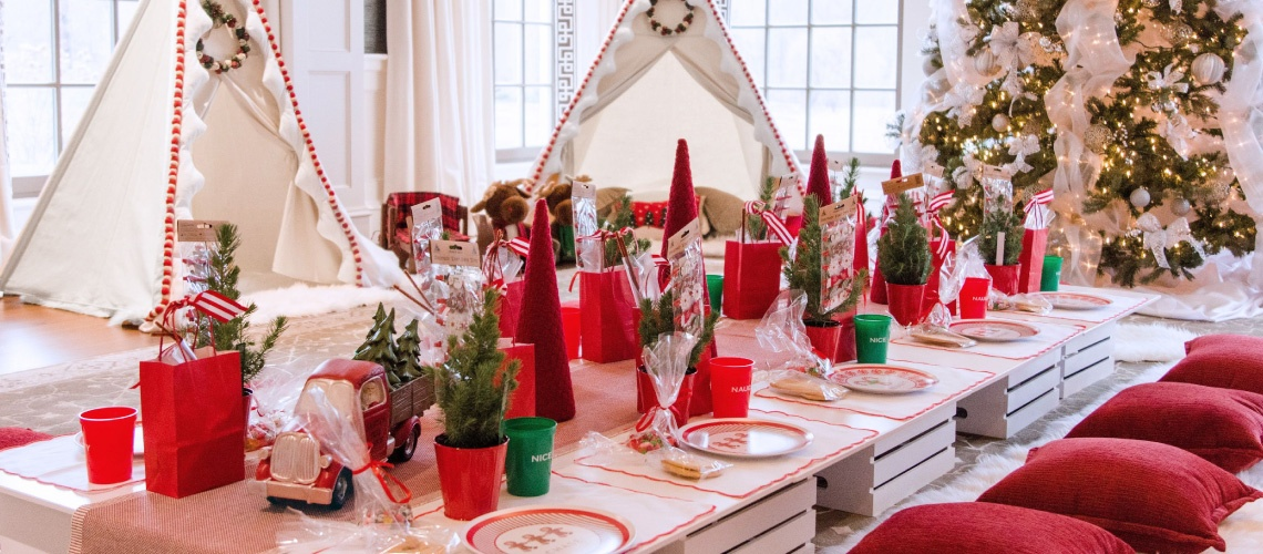 Sertena Puglisi Christmas Party