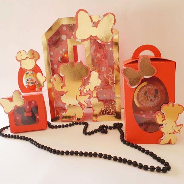 Kit personalizzato Minnie